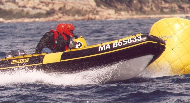 RIB LOMAC 430 CLUB