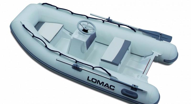 Tender LOMAC 300 RIB LX