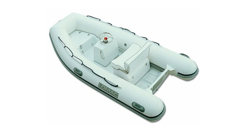 Tender LOMAC 350 RIB LX
