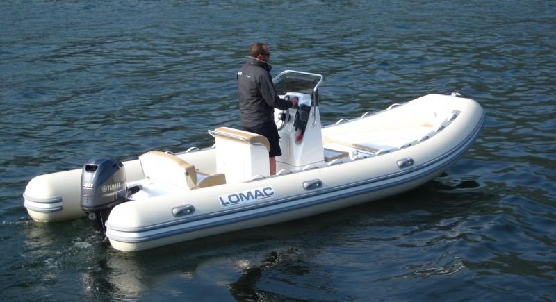 LOMAC RIB 580 OK
