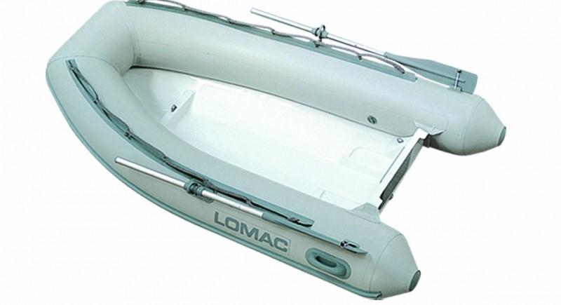 Tender LOMAC 270 RIB