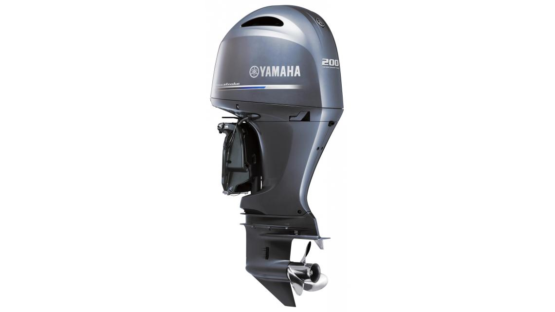 лодочный мотор yamaha f200